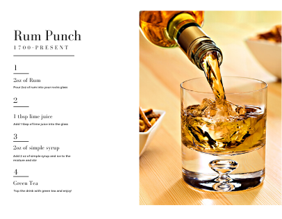 The Coming of Prohibition: Rum Punch
