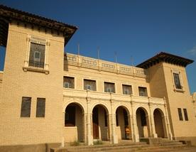 Texas and Pacific Railway Depot